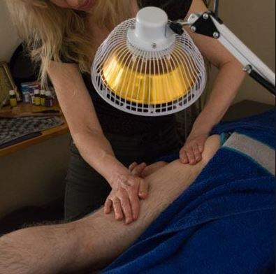 Минеральная лампа TDP (электромагнитная терапия)